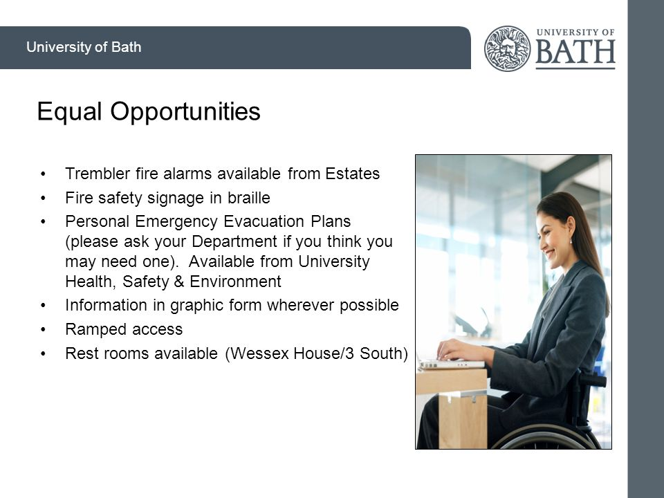 University of Bath Chemicals Keep quantities to the minimum required.