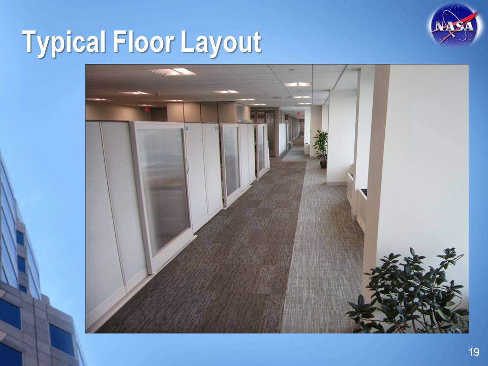 Typical Floor Layout 19