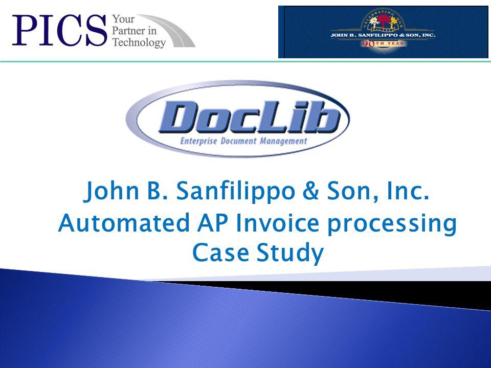John B.Sanfilippo & Son, Inc.