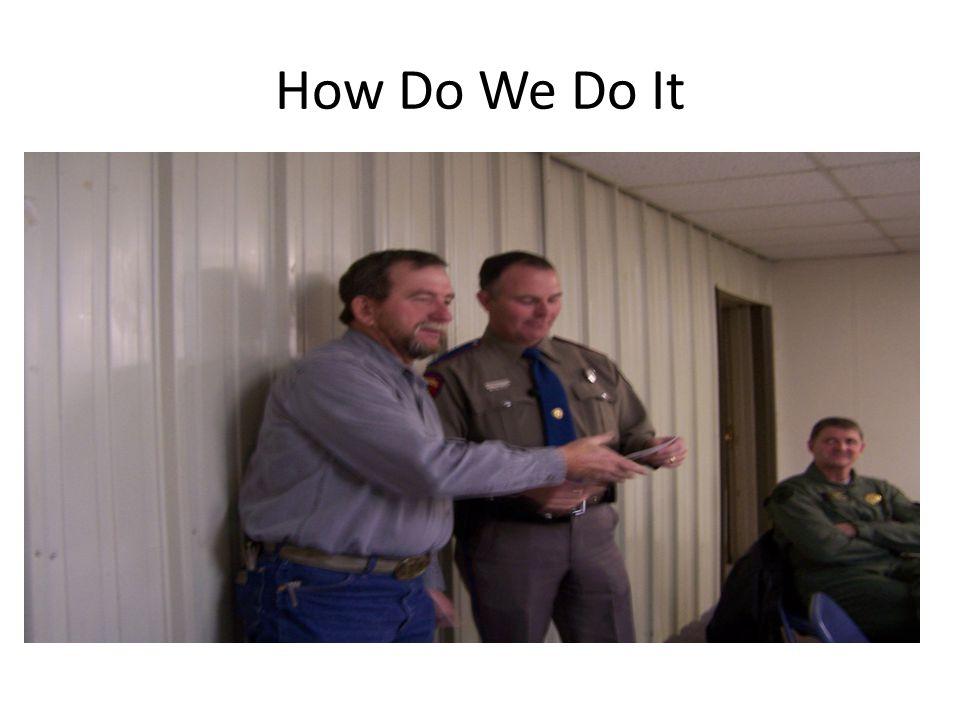 How Do We Do It