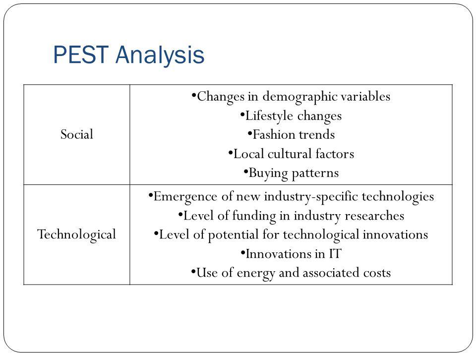 pest analysis of laptop industry Pest analysis:political factors:the laptop and pc industry is expected to grow at a faster rate in developing countries comparedto the developed countries the.