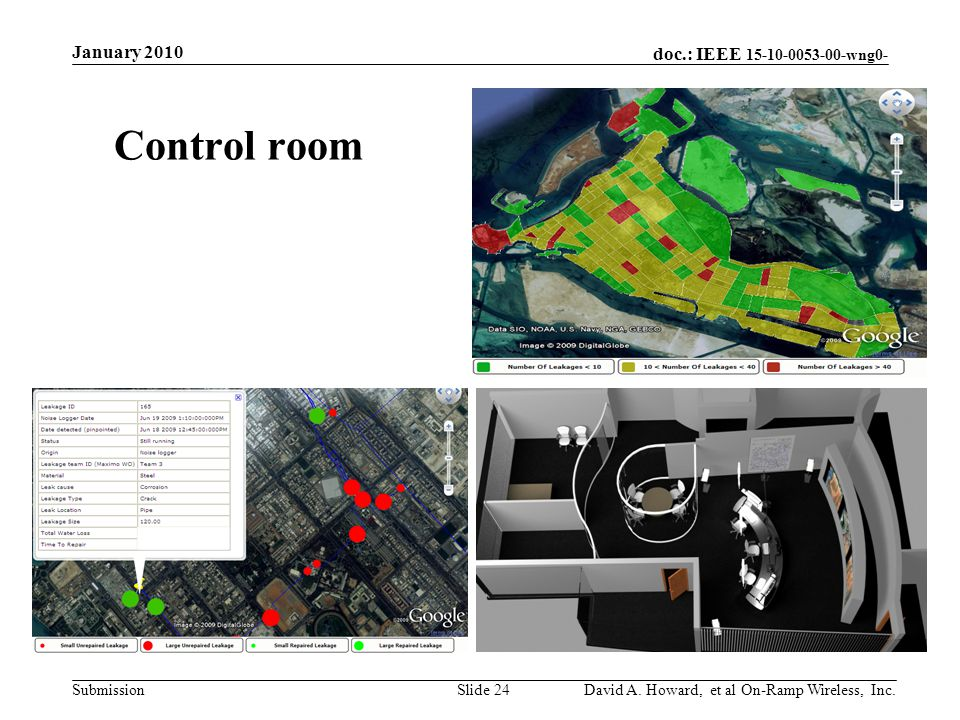 doc.: IEEE 15-10-0053-00-wng0- Submission Control room January 2010 David A.
