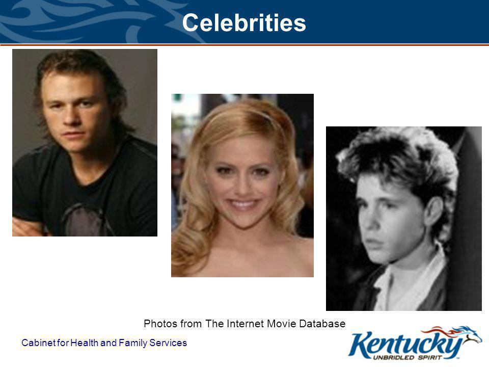 Cabinet for Health and Family Services Celebrities Photos from The Internet Movie Database