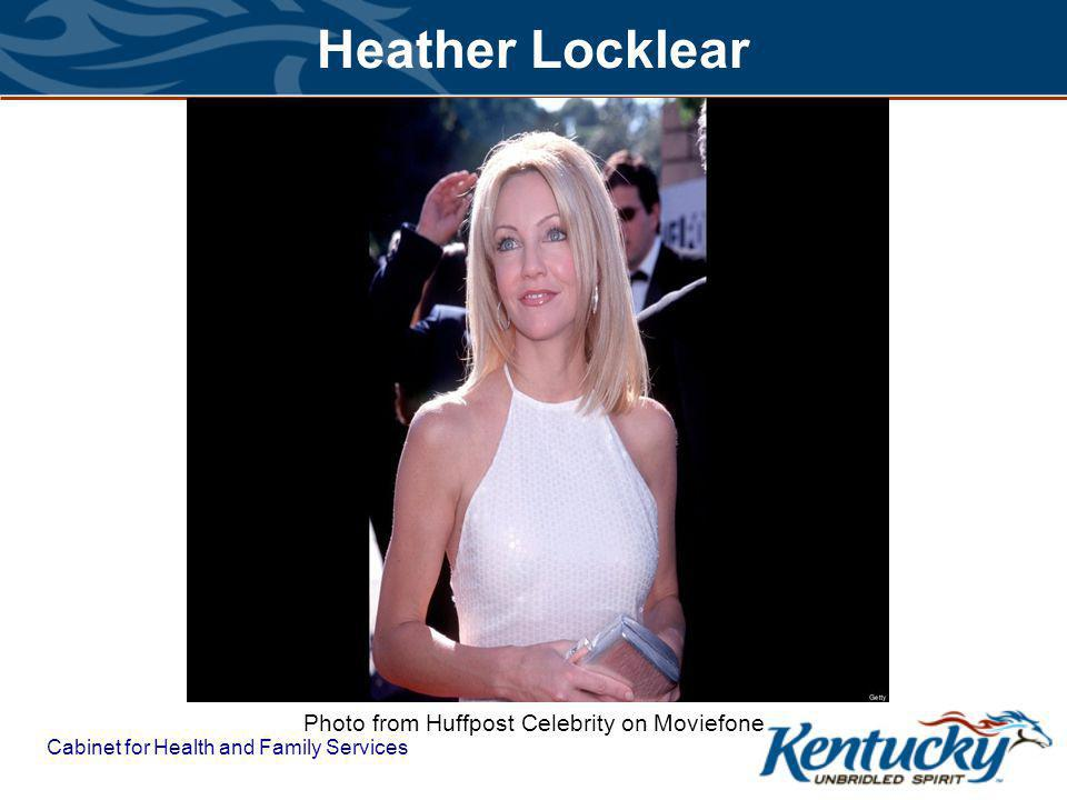 Cabinet for Health and Family Services Heather Locklear Photo from Huffpost Celebrity on Moviefone