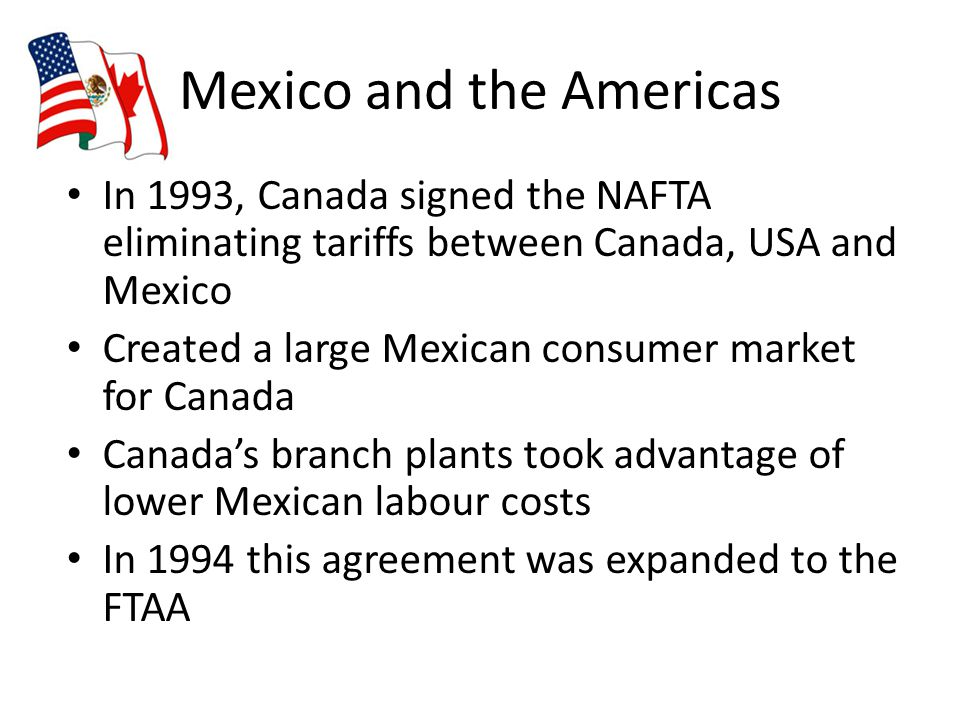 1.3 Canadas Economic Identity Changes in Canadas Economic Identity In the past few decades Canada has seen a shift in their international trade.