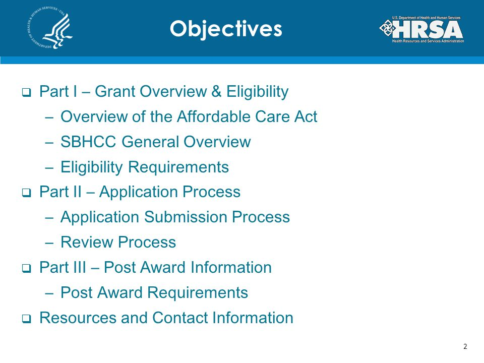 PART I GRANT OVERVIEW & ELIGIBILITY 3
