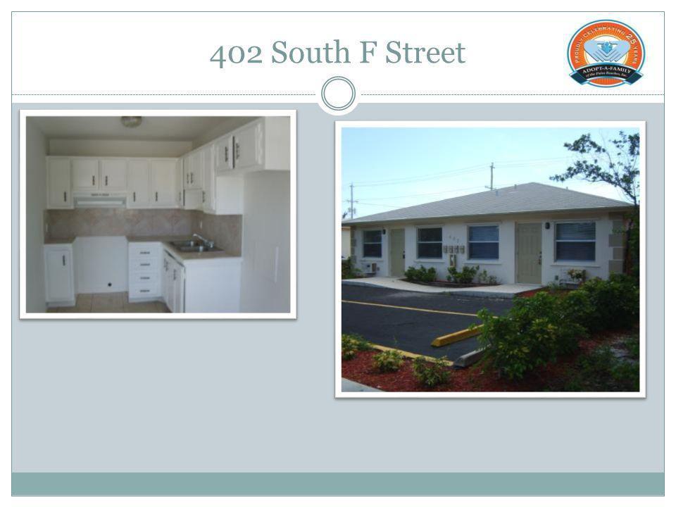 402 South F Street
