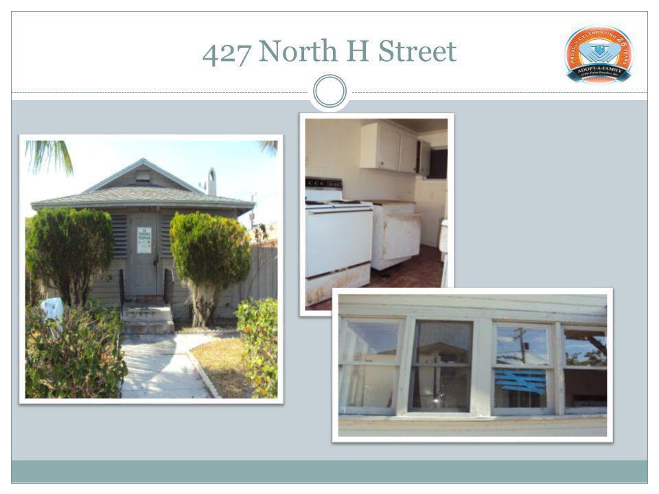 427 North H Street