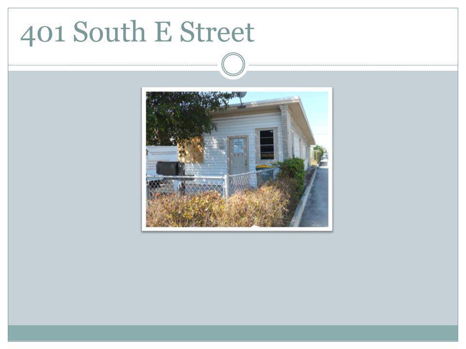 401 South E Street