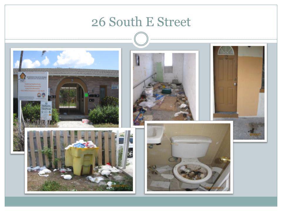 26 South E Street