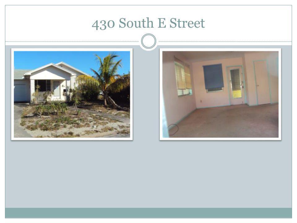 430 South E Street