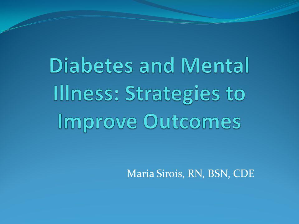 Maria Sirois, RN, BSN, CDE
