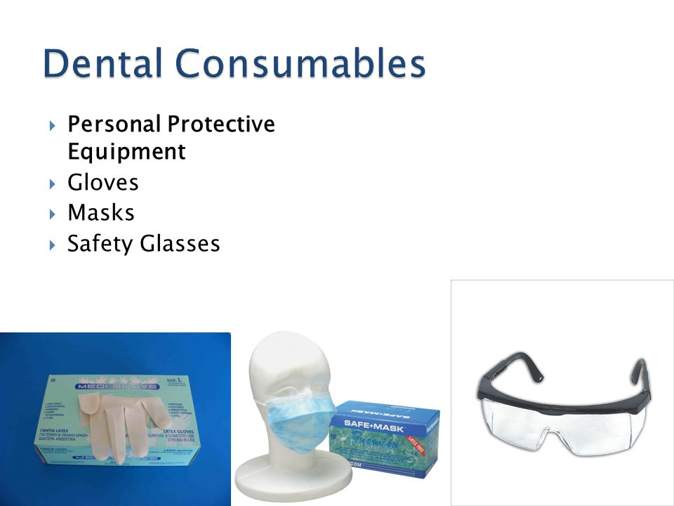 Personal Protective Equipment Gloves Masks Safety Glasses