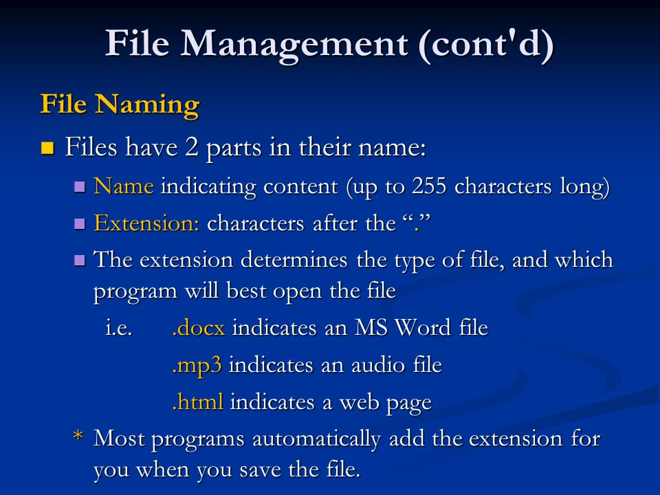 COPYING AND MOVING FILES AND FOLDERS (2 METHODS) Using Windows Explorer RIGHT mouse button Using the right mouse button, drag the file/folder to the new destination and release and click MOVE HERE or COPY HERE.