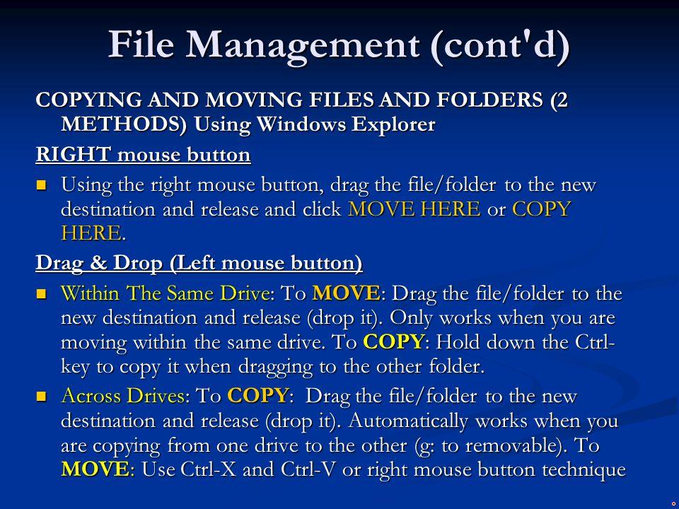 Hardware See hardware notes (separate presentation) See hardware notes (separate presentation)