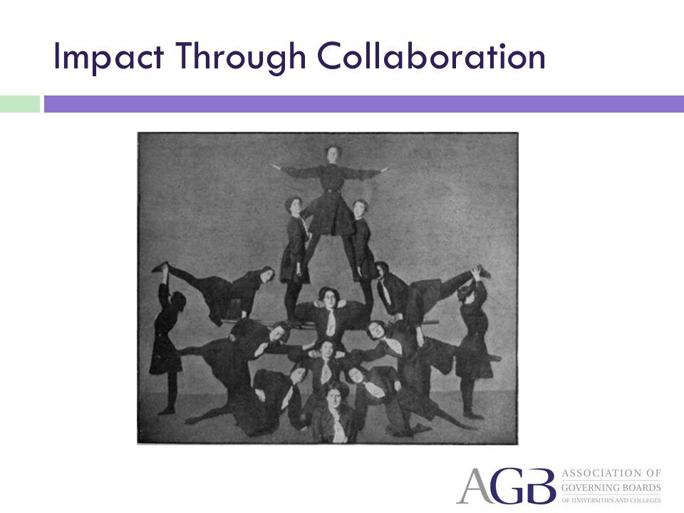 Impact Through Collaboration