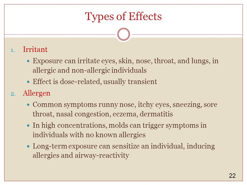 22 Types of Effects 1.