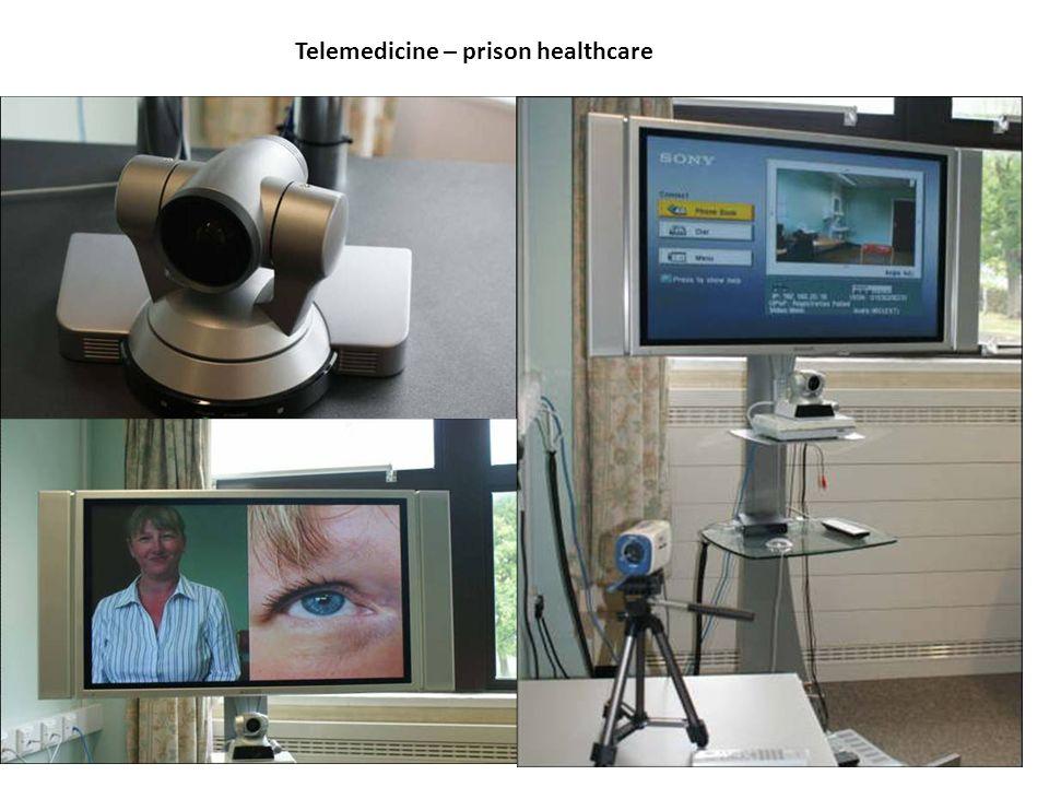Telemedicine – prison healthcare
