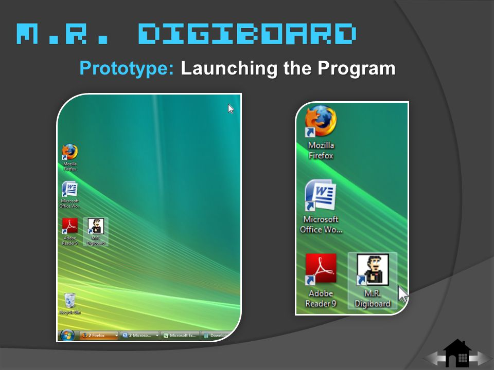 Launching the Program Prototype: Launching the Program