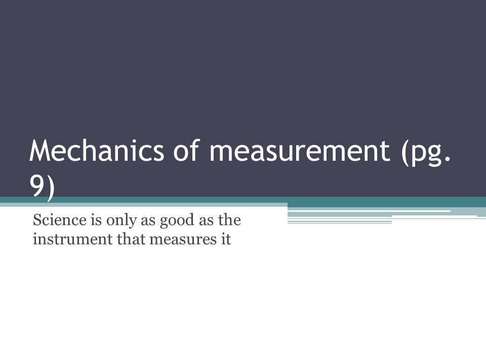 Accuracy vs.Precision Accuracy- how close you are to the true measurement.