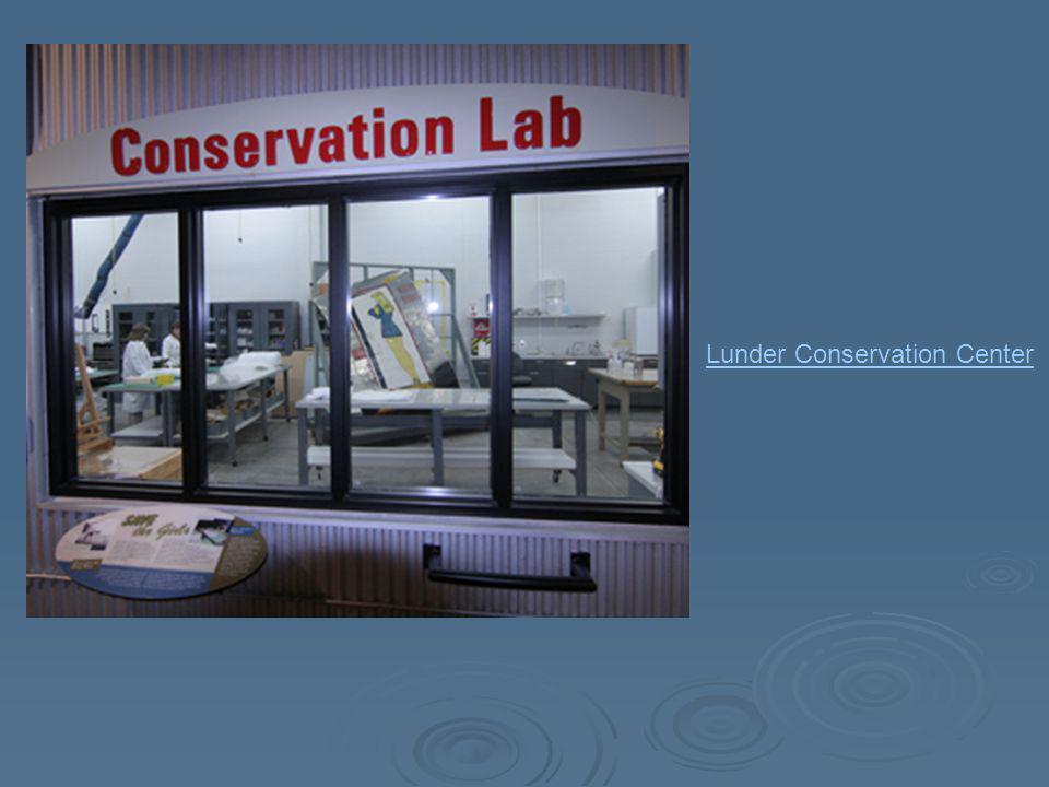 Lunder Conservation Center