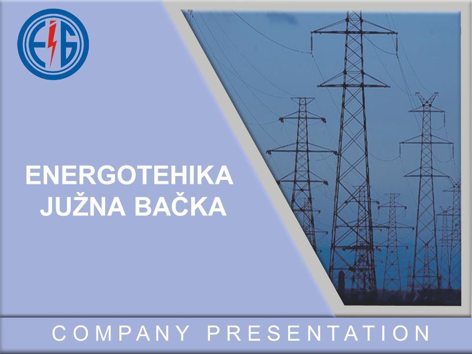 REFERENCES \ POWER PLANTS, SUBSTATIONS AND OHL 9 Reconstructionion of SS 400/220/110 kV Novi Sad 3 Reconstruction of SS 110/35/20 kV Novi Sad 1 Erection of SS 110/20 kV Rimski šančevi Erection of SS 110/20 kV Čelarevo Erection of SS 110/20 kV Kačarevo Erection of OHL 2x110 kV Čelarevo Erection of OHL 2x110 kV Kačarevo Installation of OPGW on the 220 kV power line Obrenovac A - Beograd 3 Installation of ADSS cable on the railway Zlatica - Bar Reconstruction of cable configuration in SS Novi Sad 5 Set of substations for industry: Fiat automobili Srbija-Kragujevac, Hemofarm, Merkator,Tuš,Rodić MB, Merkur etc.