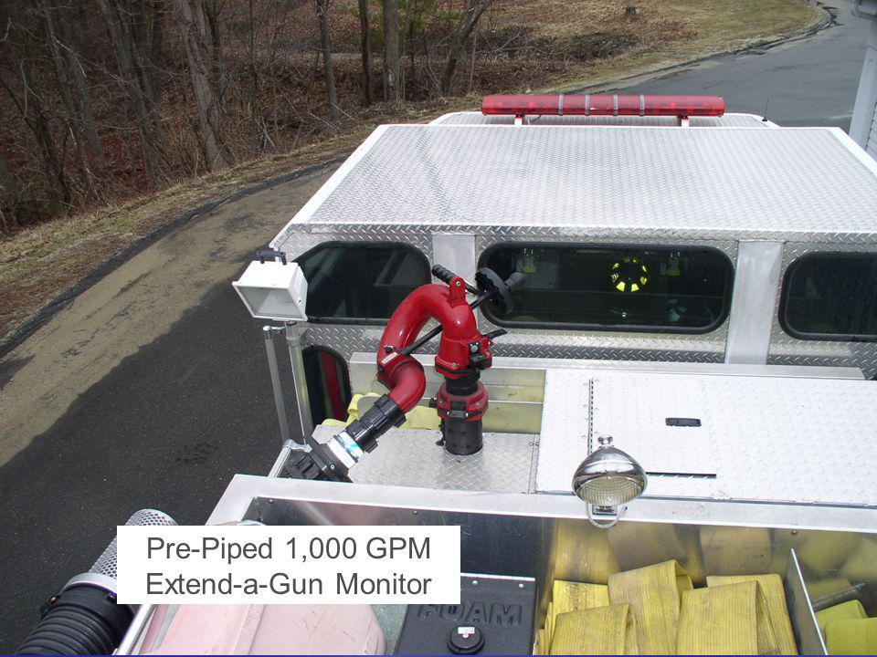 Article 6 - Purchase of Fire Engine - 2007 Annual Town Meeting Pre-Piped 1,000 GPM Extend-a-Gun Monitor