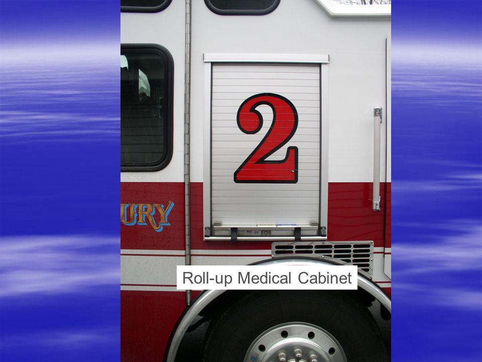 Article 6 - Purchase of Fire Engine - 2007 Annual Town Meeting Roll-up Medical Cabinet