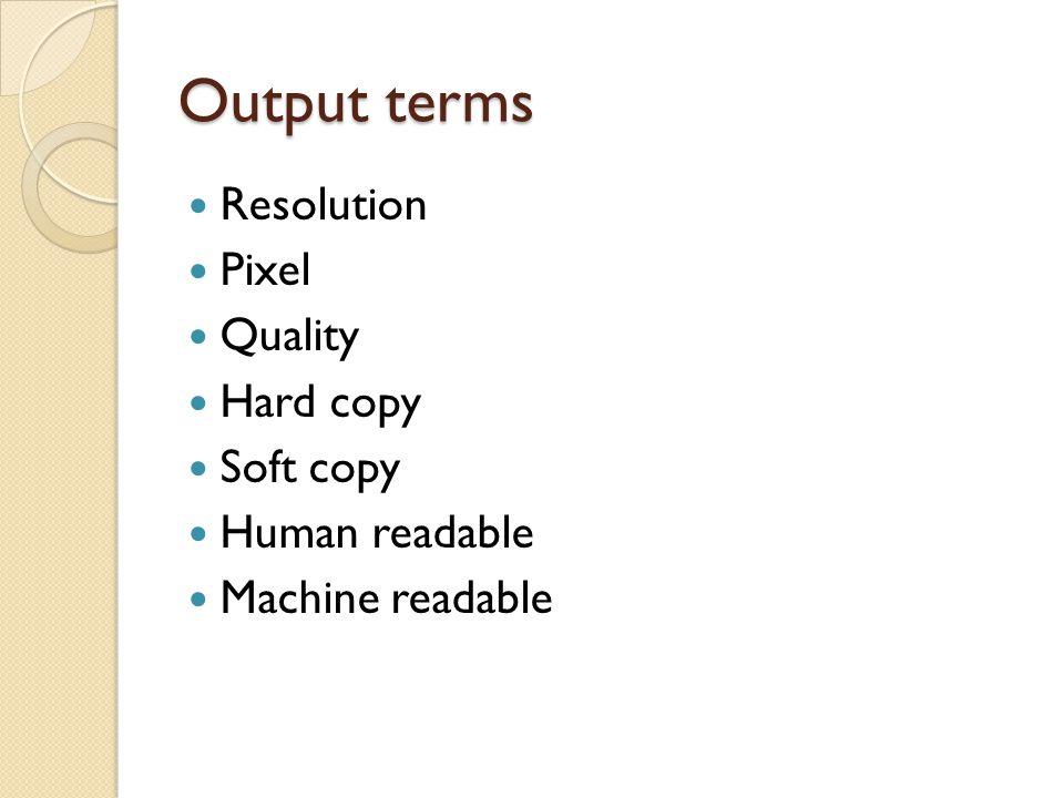 Printers Dot matrix Line Daisy Wheel Inkjet Laserjet Thermal IMPACT NON - IMPACT