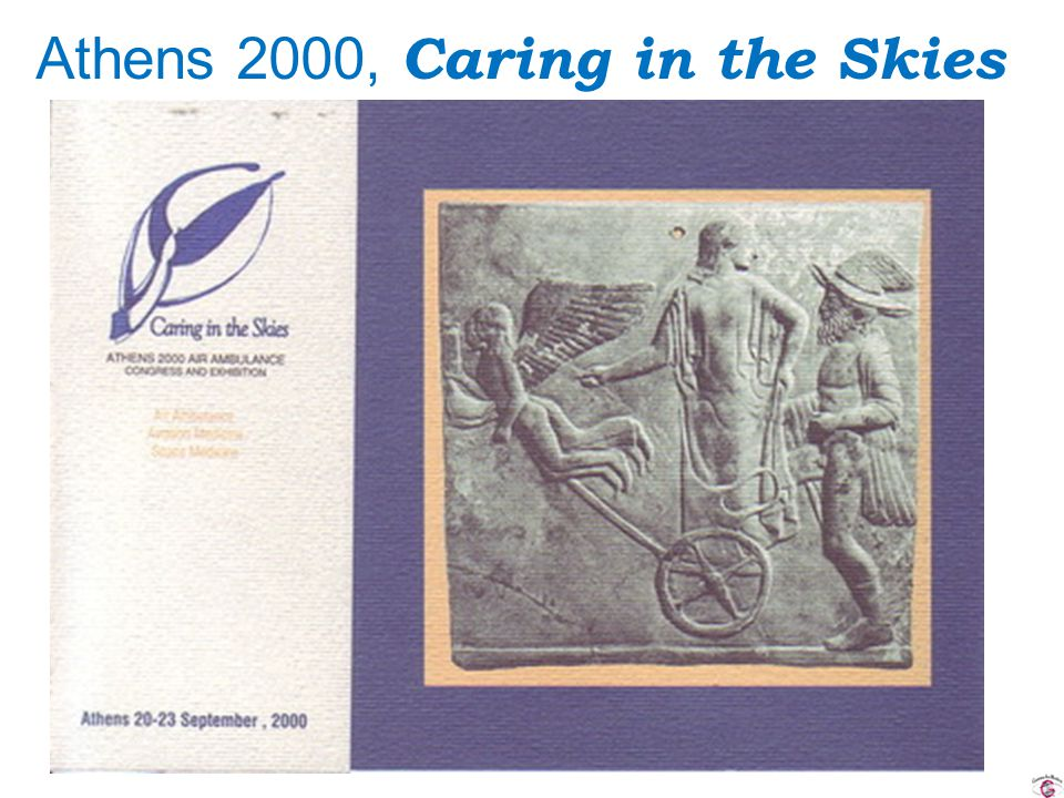 Athens 2000, Caring in the Skies
