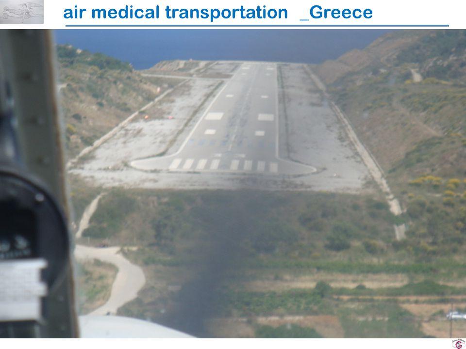 air medical transportation _Greece