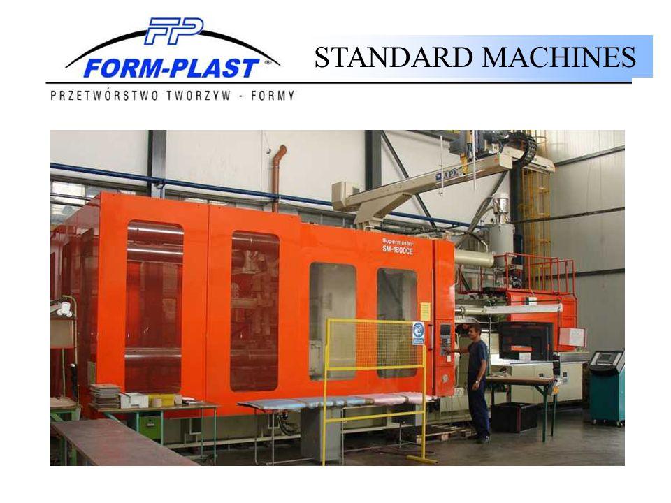 MACHINES STANDARD MACHINES