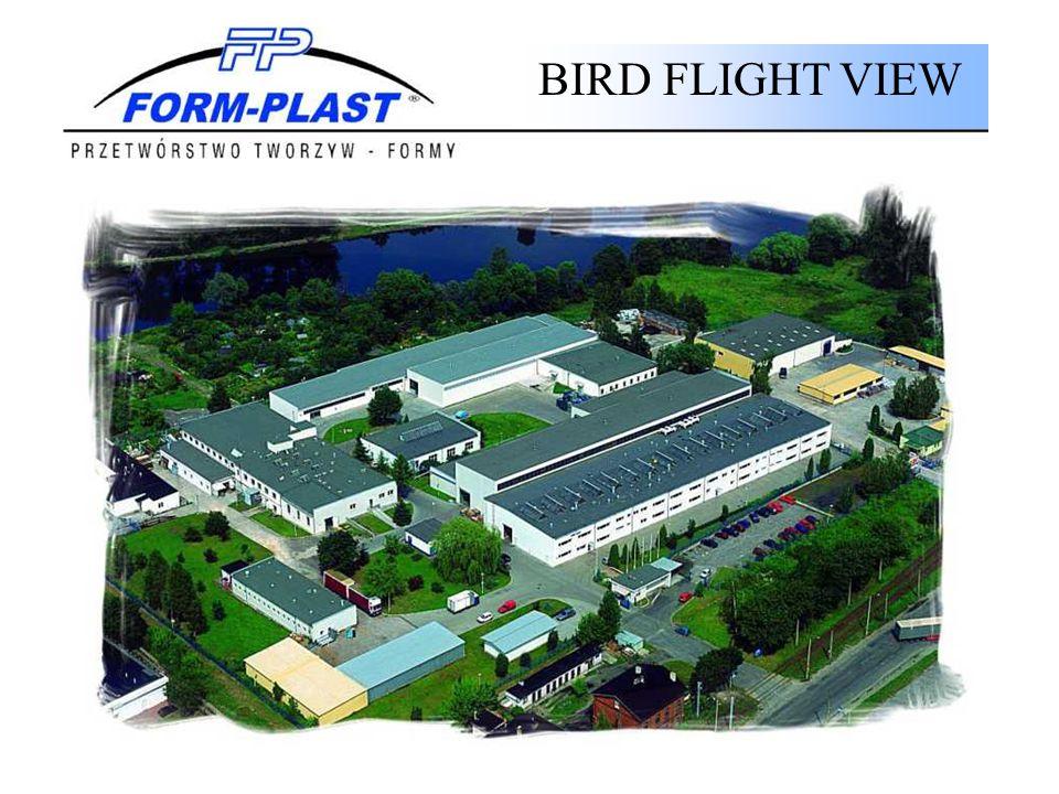 BIRD FLIGHT VIEW