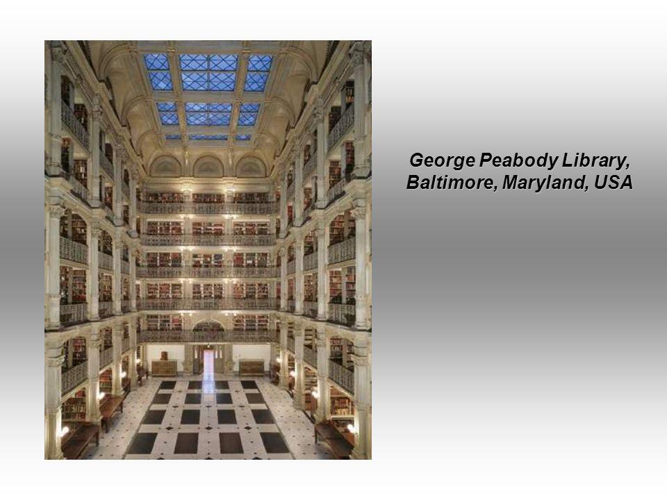 Biblioteca del Palacio de El Escorial, Spain