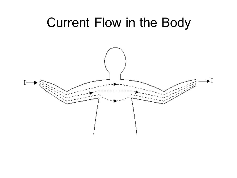 Current Flow in the Body