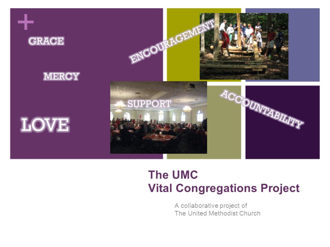 The UMC Vital Congregations Project A collaborative project of The United Methodist Church