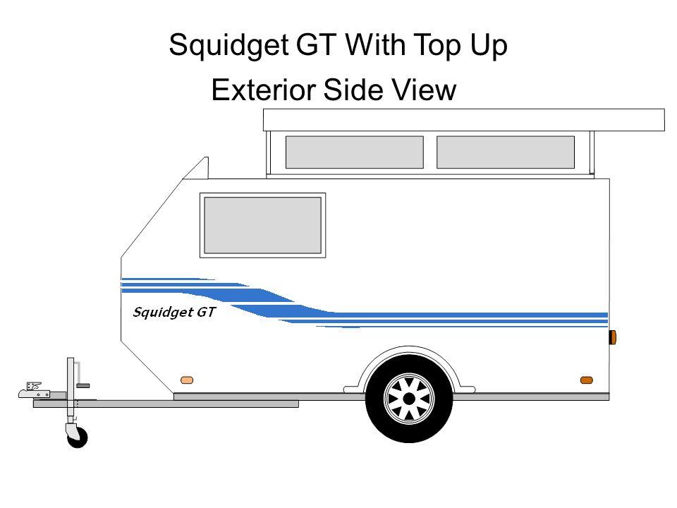 Squidget GT With Top Down Exterior Rear View Squidget GT WWW.THESQUIDGET.COM