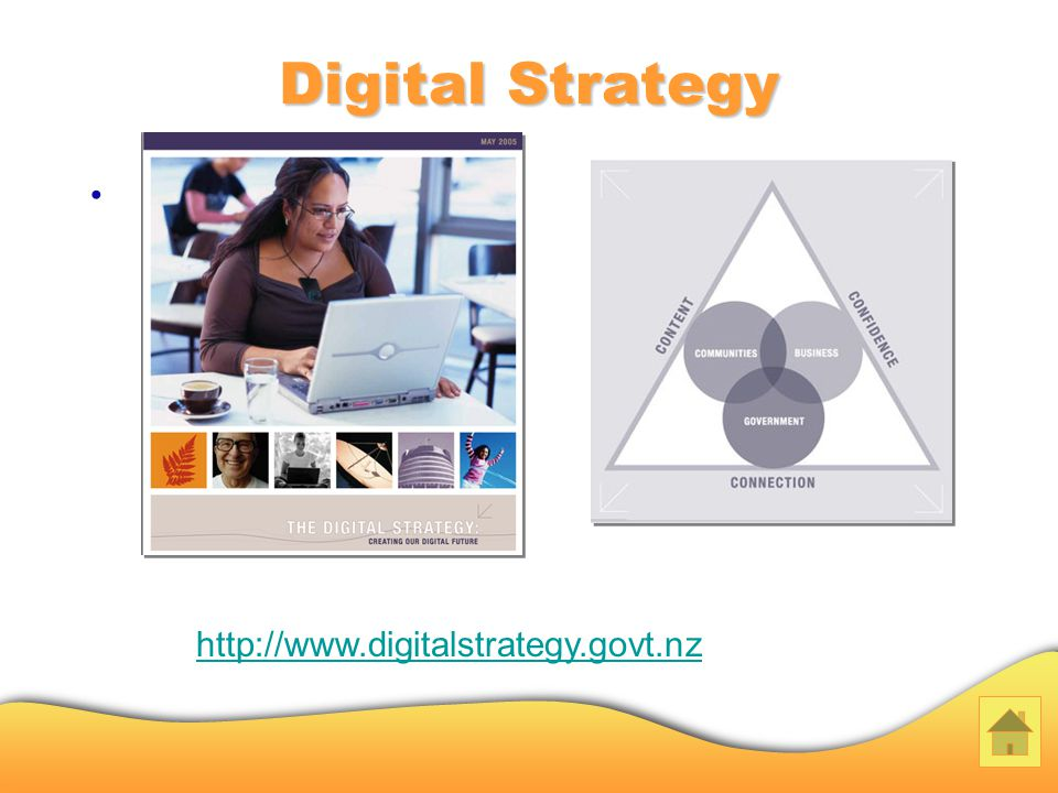 Digital Strategy http://www.digitalstrategy.govt.nz
