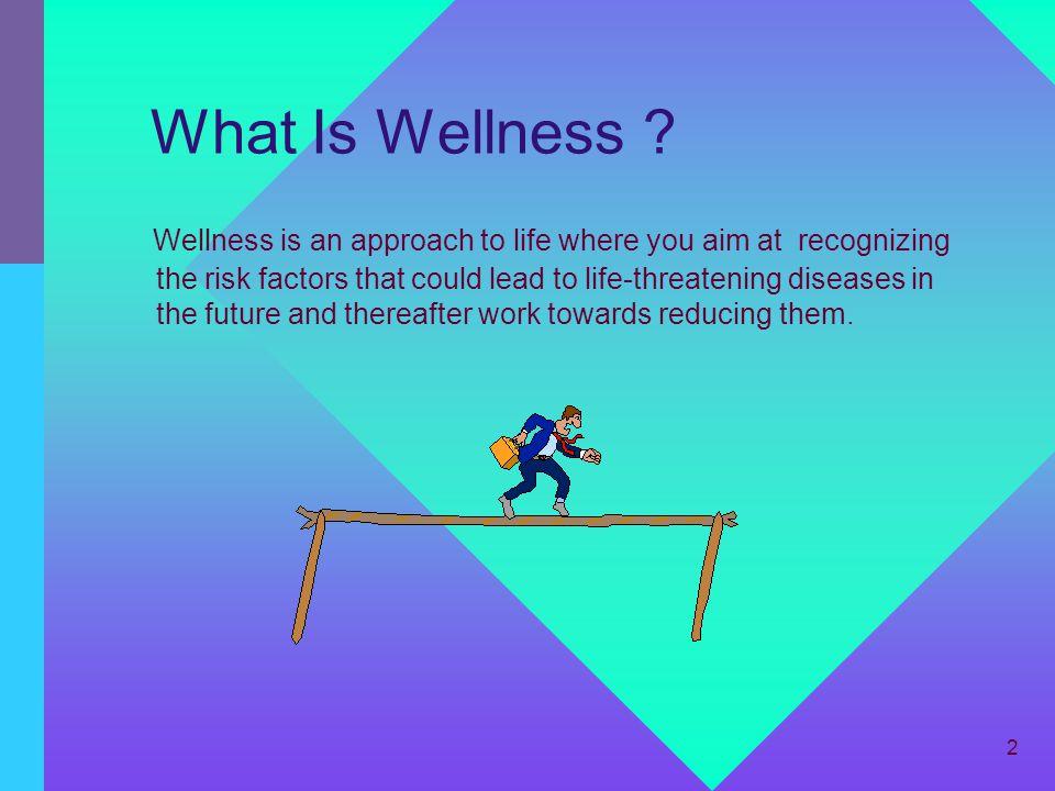 1 Executive Health and Wellness
