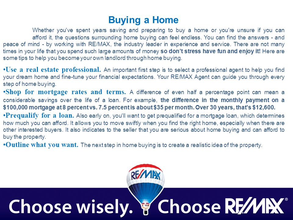 Buying a Home Whether you ve spent years saving and preparing to buy a home or you re unsure if you can afford it, the questions surrounding home buying can feel endless.