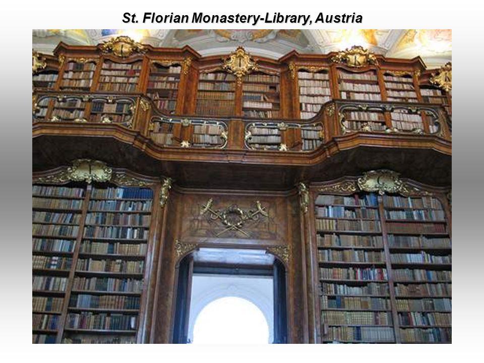 Stiftsbibliothek Klosterneuburg, Klosterneuburg, Austria