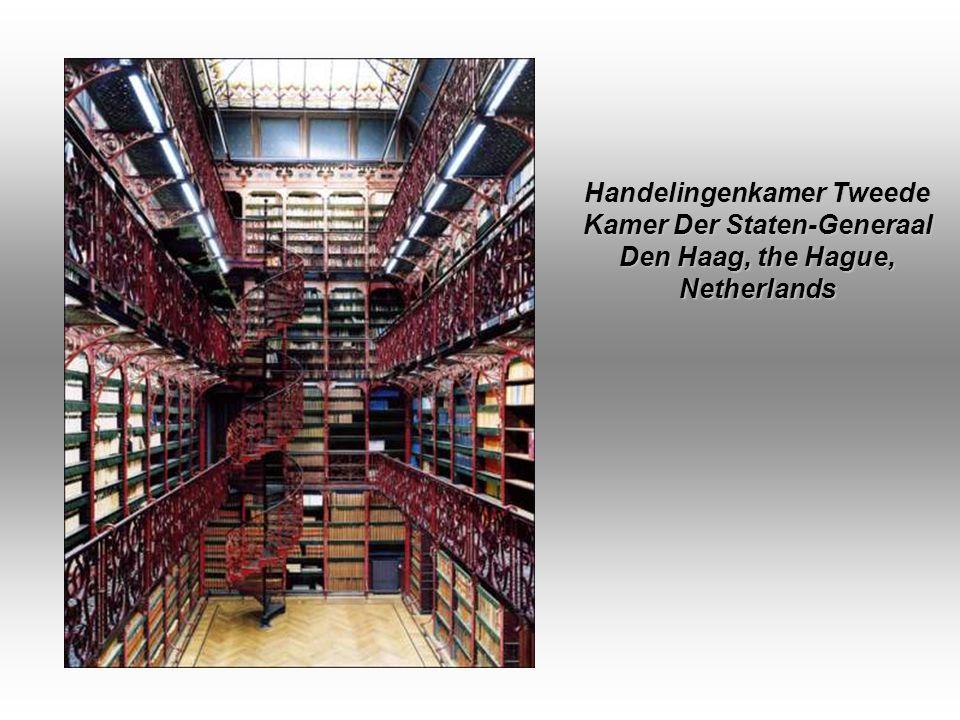 Rijkmuseum Library, Amsterdam