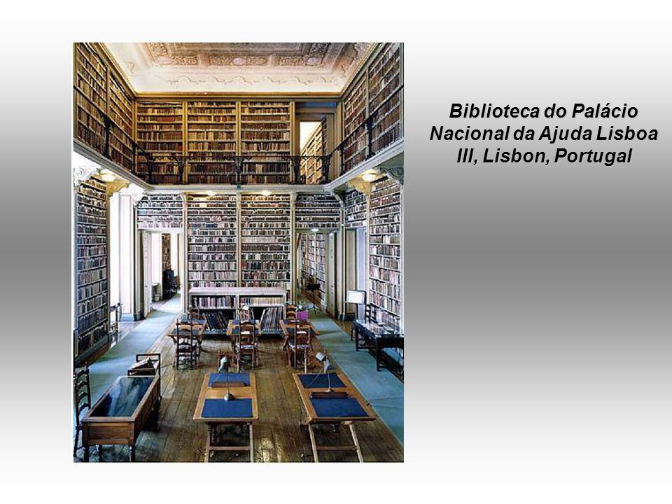 Joanina Library, University of Coimbra, Portugal
