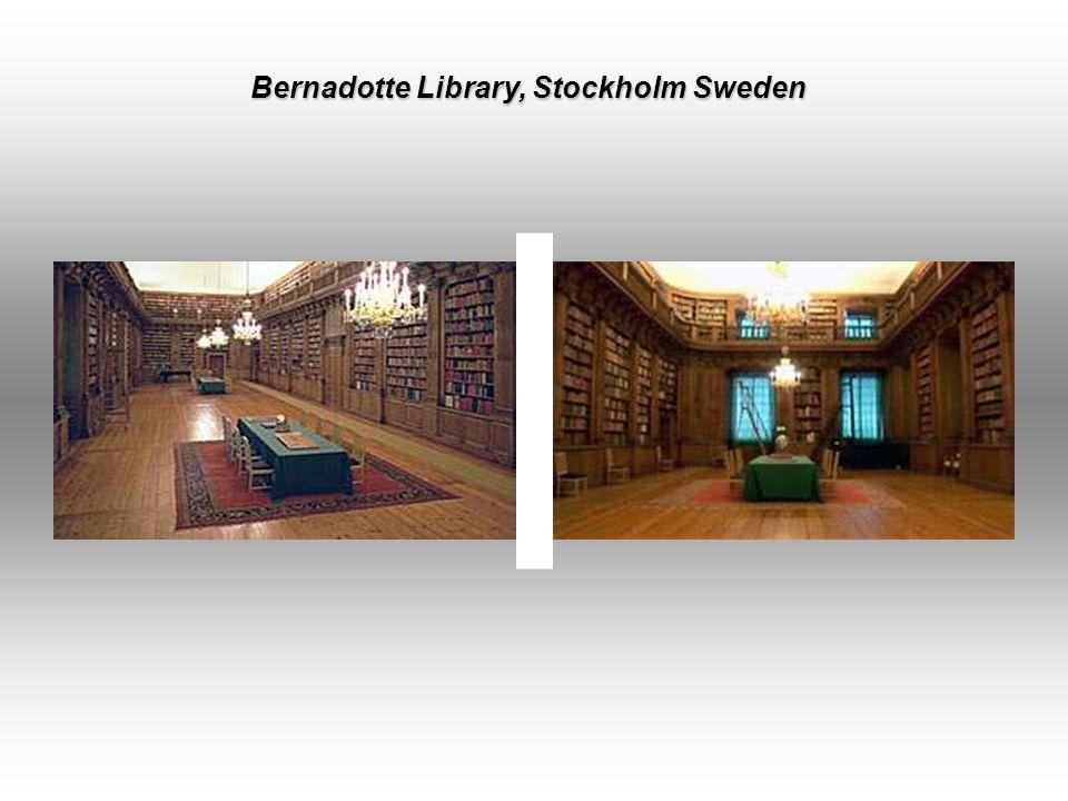 University-Library, Helsinki, Finland
