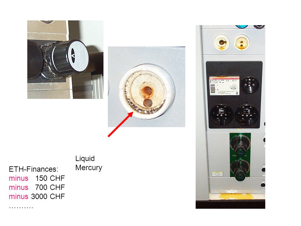 Liquid Mercury ETH-Finances: minus 150 CHF minus 700 CHF minus 3000 CHF ……….