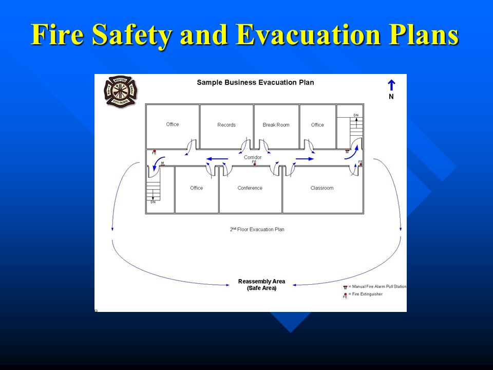 Fire Safety and Evacuation Plans