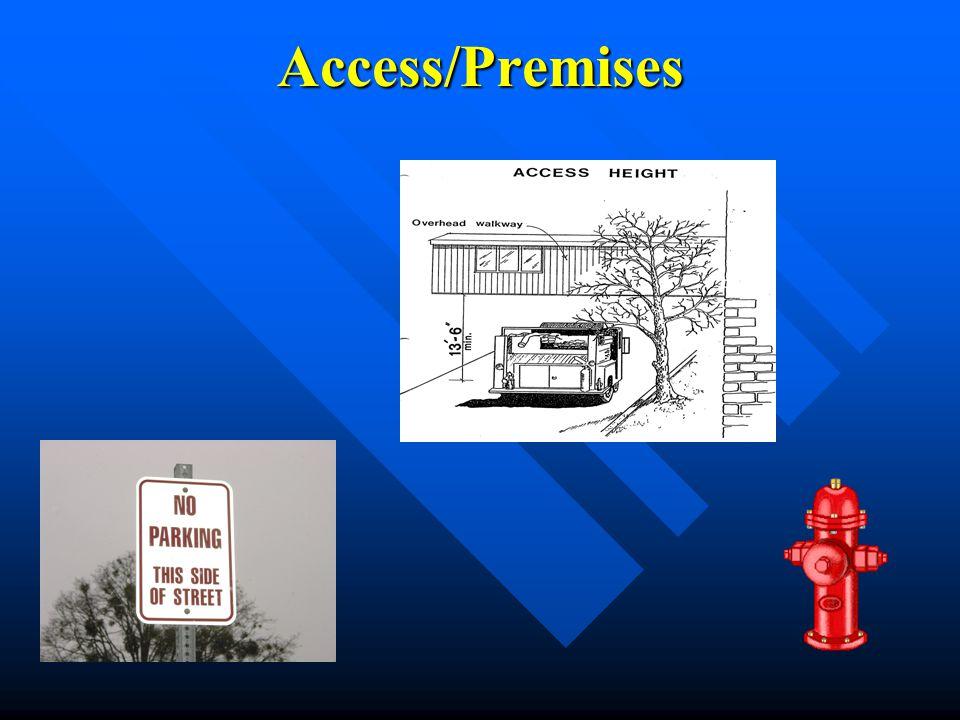 Access/Premises