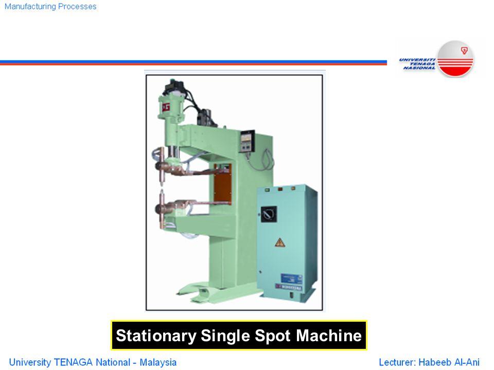 Stationary Single Spot Machine