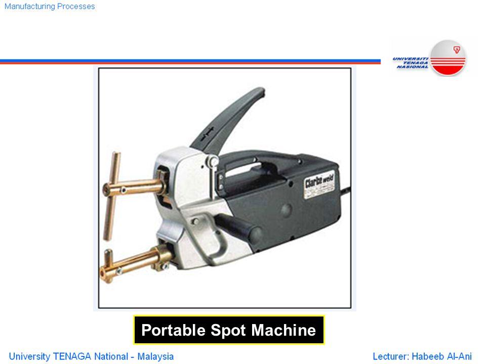 Portable Spot Machine