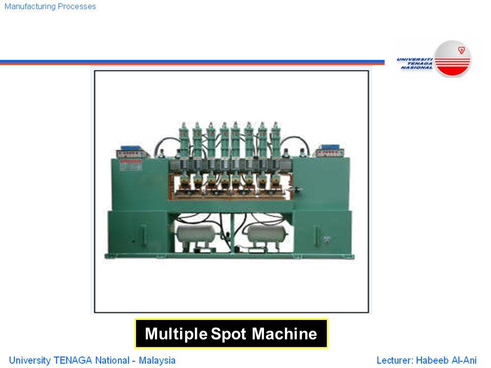 Multiple Spot Machine